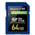 Team Classic SD Memory Card -64 GB