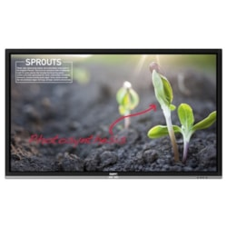 "BenQ 75"" Interactive Panel, Android Os, Uhd 3840X2160, 20X Touch Anti-Glare, 350CD/M² @ 1200:1"