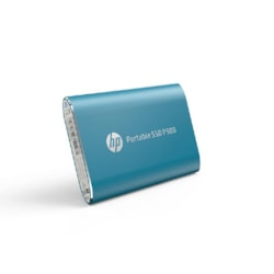 HP Portable SSD P500 500GB Blue 370MB/S Read 200MB/S Write