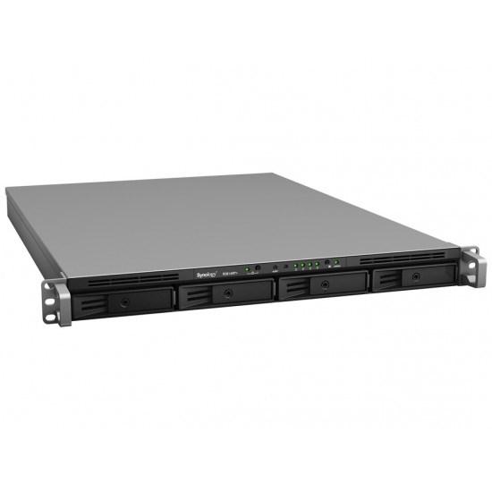 Synology RS818RP+ RackStation 4-Bay Scalable Nas ( Rail Kit Optional ) With Redundant Power Psu.