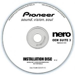 Pioneer Software Nero Suite 3 Oem Version 6.6 - Play Edit Burn & Share Blu-Ray & 3D Contents