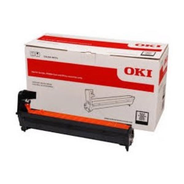 Oki LED Imaging Drum for Printer - Black