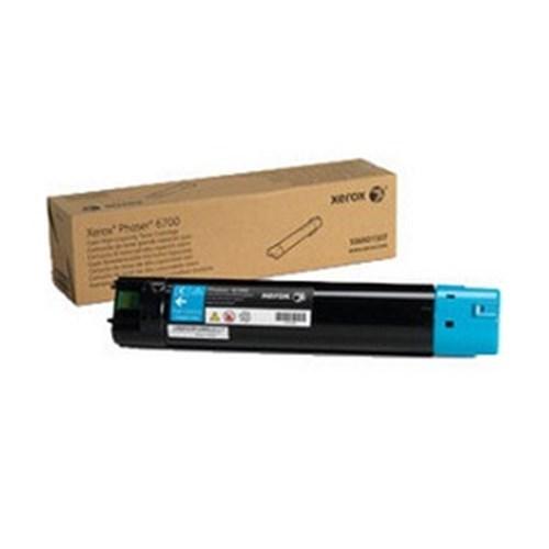 Fuji Xerox Toner Cartridge - Cyan