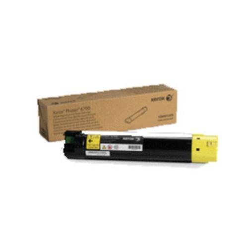 Fuji Xerox Toner Cartridge - Yellow