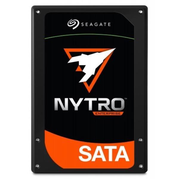 "Seagate Nytro 3330 SSD, 2.5"" Sas 3.84TB, 2100R/1100W-MB/s, 5YR WTY"