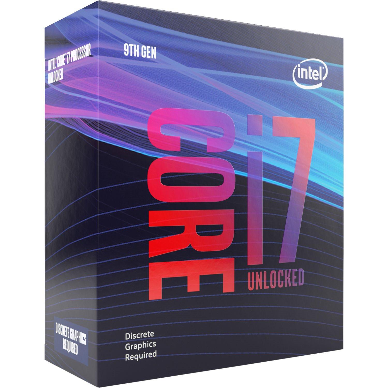 Intel Core i7 i7-9700KF Octa-core (8 Core) 3.60 GHz Processor - Retail Pack