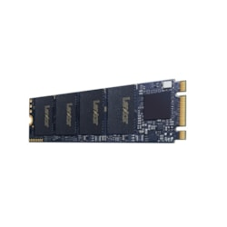 Lexar NM500 512GB M.2 (2280) Nvme Pcie SSD - 1650MB Read/1000MB Write / Shock/Vibration Resistant Dash Software/ 3 YR WTY