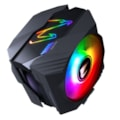 Gigabyte Aorus Atc800 Multi Socket Cpu Air Cooler RGB Dual 120MM Fan For Intel 2066 2011 1366 1156 1155 1151 1150 Amd Am4 FM2+ FM2 Am3+ Am3 ~Atc700