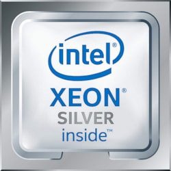 Intel® Xeon® Silver 4110 Processor, 11M Cache, 2.10 GHz, 8 Cores, 16 Threads, 85W, Lga3647, Tray, 1 Years Warranty - Server Builds Only