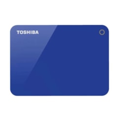 Toshiba Canvio Advance V9 Usb 3.0 Portable External Hard Drive 4TB (Blue)