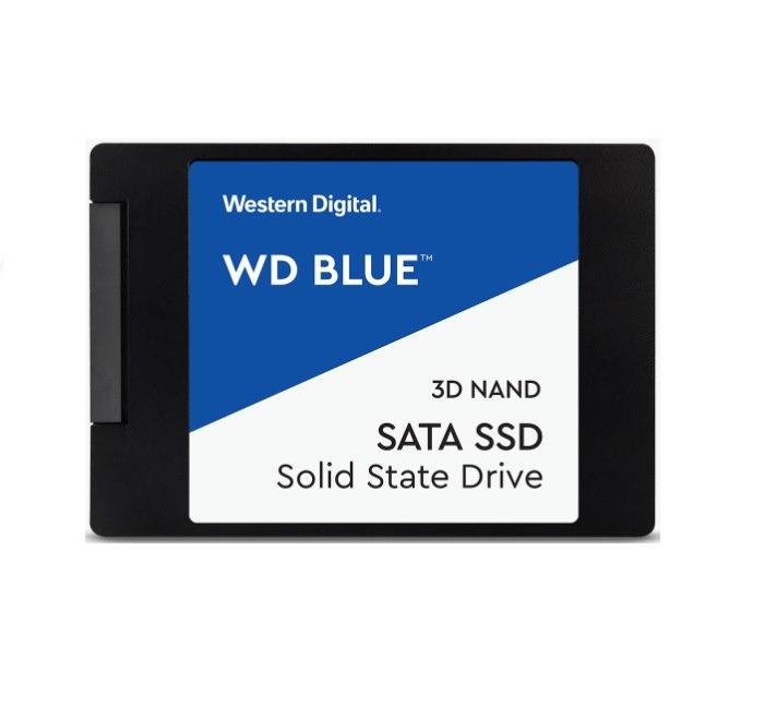Western Digital WD Blue 3D Nand Sata3 SSD; 2.5 Form Factor, 4TB, 5 YR Warranty