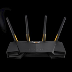 Asus Ax3000 Dual Band Wifi 6 Gaming Router 802.11Ax, GbE(4), Usb 3.1, Ant(4), 3YR WTY