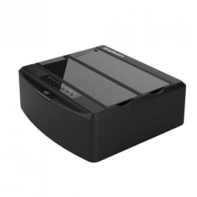 Simplecom SD312 Dual Bay Usb 3.0 Docking Station For 2.5' And 3.5' Sata Drive