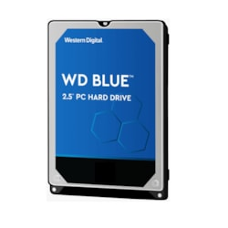 Western Digital WD Blue 2TB 2.5' HDD Sata 6Gb/s 5400RPM 128MB Cache SMRTech 2YRS WTY