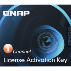 QNAP Hardware Licensing for Qnap VSM - 1 Channel Camera