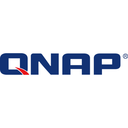 "QNAP TRAY-35-NK-GLD01 Drive Bay Adapter for 3.5"" Internal - Black"