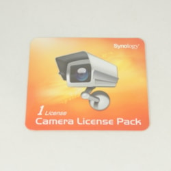 Synology Surveillance Device License Pack For Synology Nas - 1 Additional Licenses