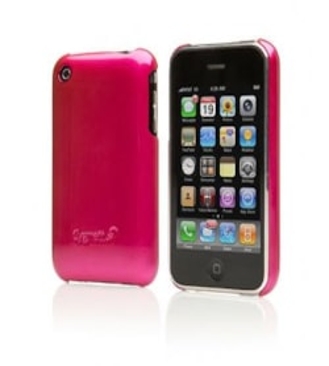 Cygnett Form Case 3PK BLK, Red,Clr, iPhone 3Gs (SL)