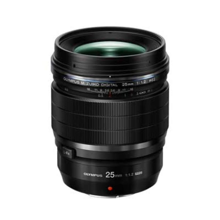 Olympus Es-M2512 Pro 25MM F1.2 Lens