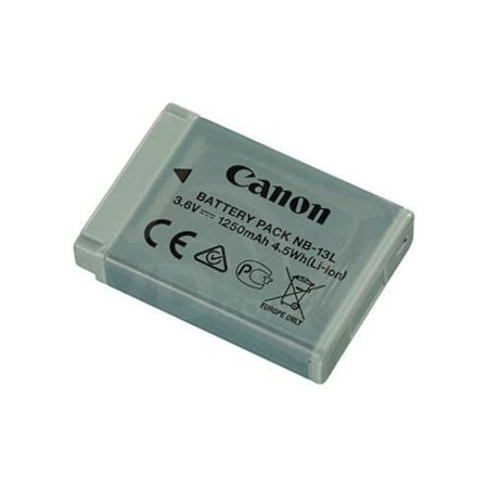 Canon NB13L Lithium-Ion Battery Pack To Suit G7X