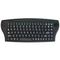 Legend Irkt Wireless Keyboard With Trackball Mouse