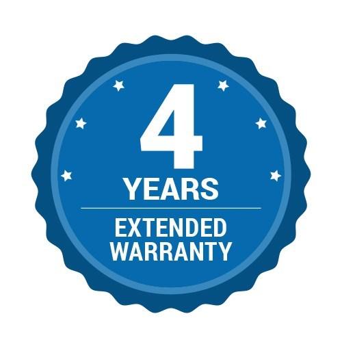 Canon Warranty/Support - 4 Year Extended Warranty - Warranty