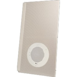 CyberData Ceiling Tile Drop-In Auxillary Speaker. Off White Colour Enclosure