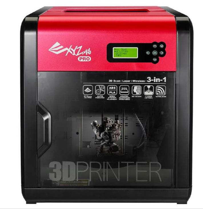 XYZPrinting Da Vinci 1.0 Pro 3 In1