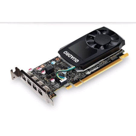 Leadtek nVidia Quadro P620 Powerful Professional Graphics With Expansive 4K Visual Workspace