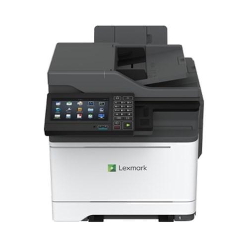Lexmark Network Ready; Print/Copy/Scan/Fax; Duplex; 37PPM; 1.2 GHz Quad-Core; 2GB Ram; 7-Inch Tiltable Colour LCD Touch Screen; 1200X1200 Dpi;
