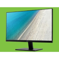 Acer V247Y Ips Thin Bezel Bmip 23.8H 16:9 4MS 250Nits Led 1xVGA, 1xHDMI, 1xDisplay Port, Speaker,VESA Mountable, 3 Years Warranty