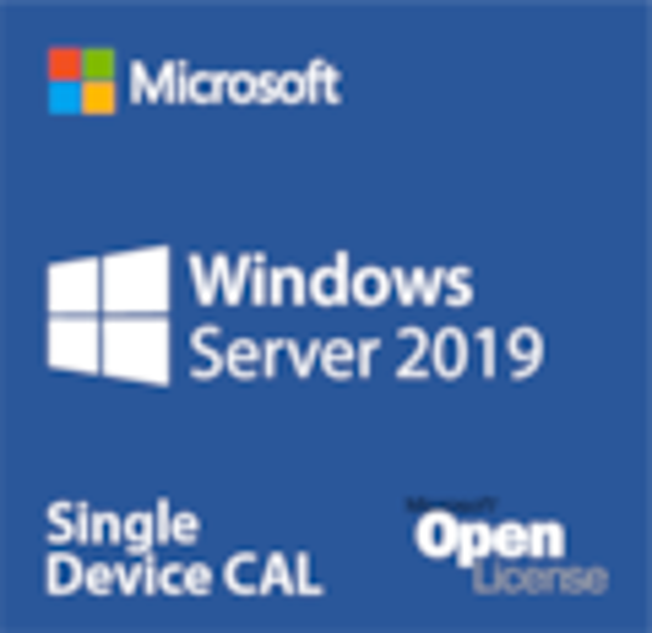 Microsoft Windows Server 2019 - Licence - 1 User CAL - Volume