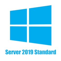 Microsoft Windows Server 2019 Standard 64-bit - License - 16 Core