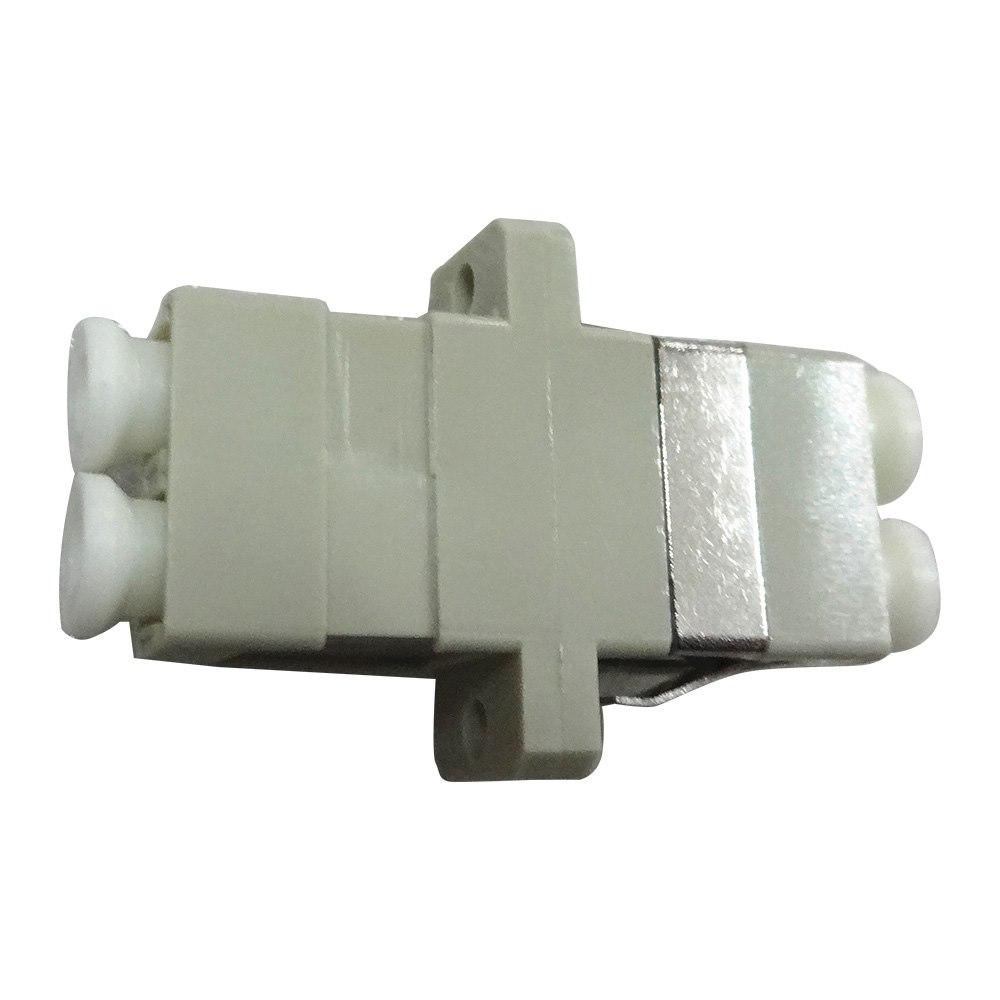 LinkBasic Fibre Optic Adaptor LC Multimode Duplex Coupler (Pack Of 5)