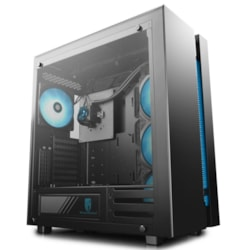 Deepcool Gamerstorm New Ark 90 E-Atx Case With Integrated LCS