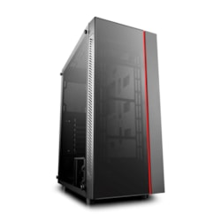 Deepcool Matrexx 55 Atx Minimalist Tempered Glass Case, Fits E-Atx MB