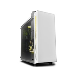 Deepcool Baronkase Case Liquid Cooling System, White