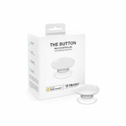 Fibaro Homekit The Button White