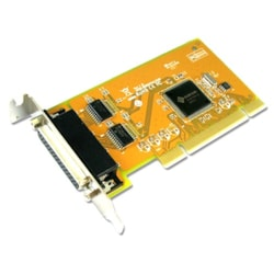 Sunix Comcard-2Lp Dual Port Serial Io Card Low Profile Pci Card