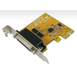 Sunix Ser6437a Pcie 2-Port Serial RS-232 Card Low Profile