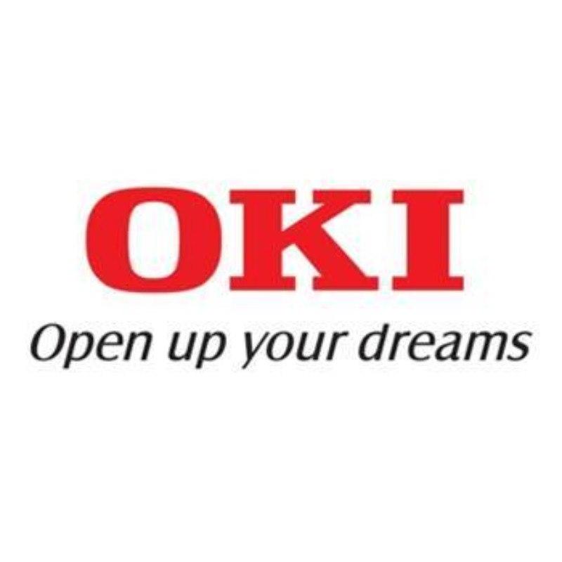 Oki 46861312 Toner Cartridge For C834 Black; 10,000 Pages (Iso)