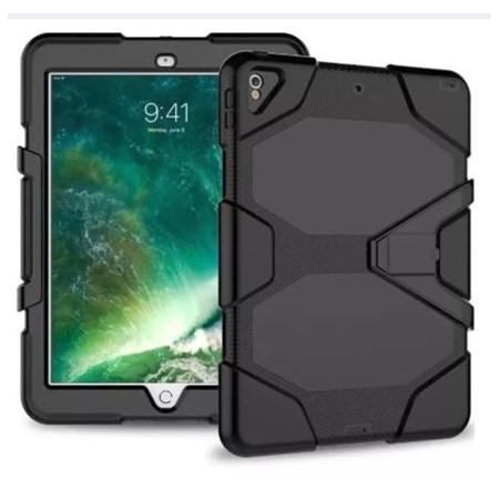 Virtunet Black Rugged iPad Cases
