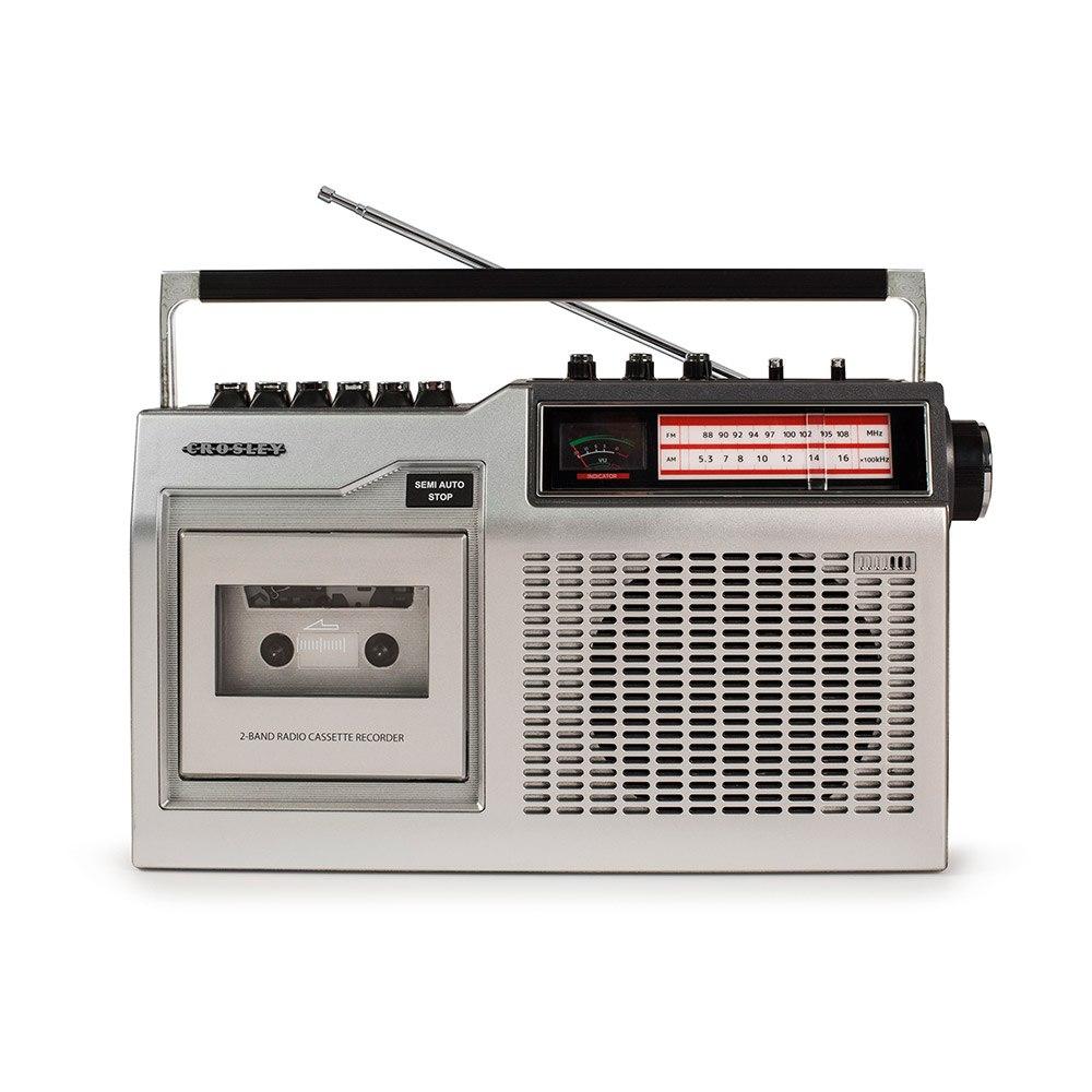 "Crosley ""Crosley CT200 Cassette Player"""