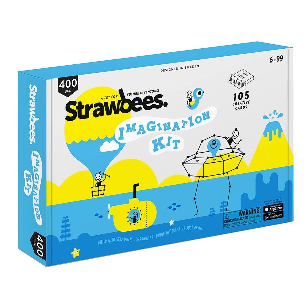 """Strawbees """"Strawbees Imagination Kit"""""""
