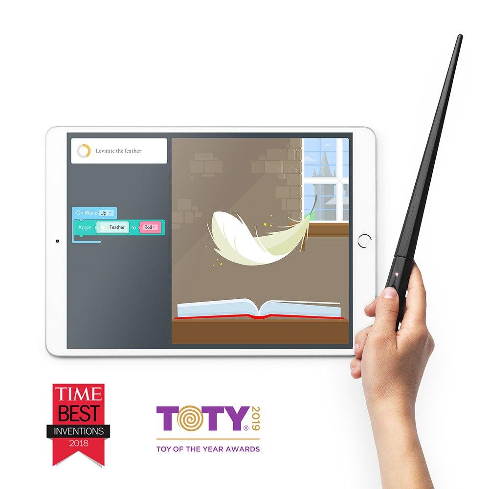 "Kano ""Harry Potter Kano Coding Kit – Build A Wand. Learn To Code. Make Magic"""