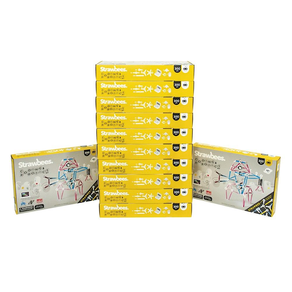 """Strawbees """"Strawbees Coding & Robotics School Bundle"""""""