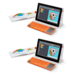 """Kano """"Kano Computer Kit Complete – Make And Code Your Own Laptop (Education 2 Pack)"""""""