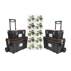 "Robobloq ""10 X Robobloq Qoopers 6 In 1 Robot With 2 Free Storage Kits"""
