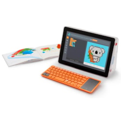 """Kano """"Kano Computer Kit Complete – Make And Code Your Own Laptop"""""""
