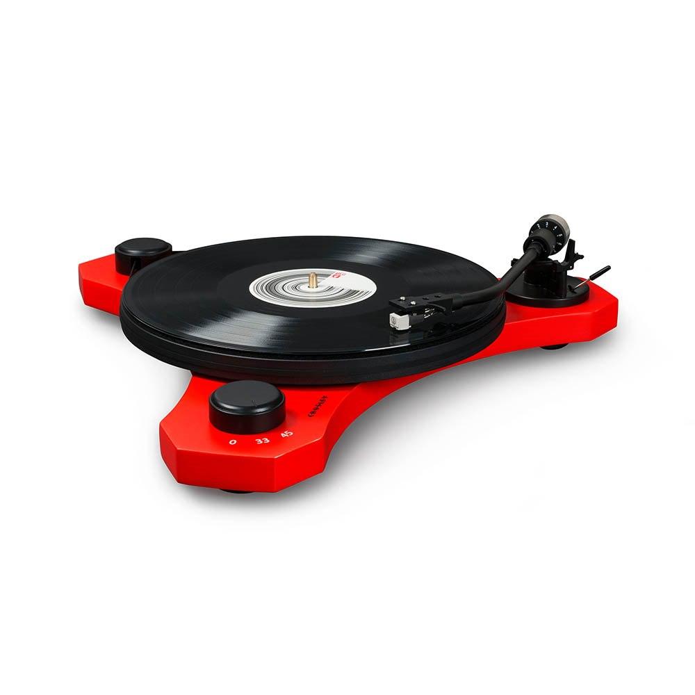"Crosley ""Crosley C3 Turntable - Red"""